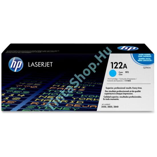HP Q3961A (No.122A) CY cián (kék) (CY-Cyan) eredeti (gyári, új) toner