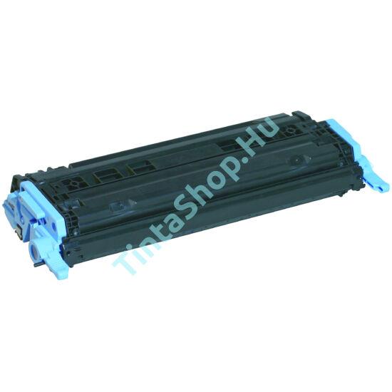 HP Q6000A (No.124A) BK fekete (BK-Black) kompatibilis (utángyártott) toner