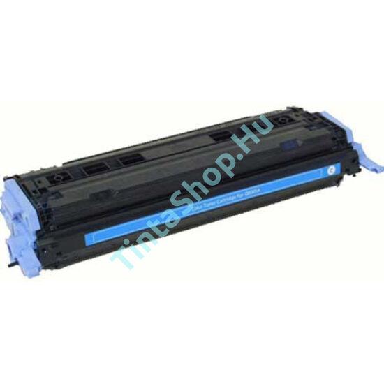 HP Q6001A (No.124A) CY cián (kék) (CY-Cyan) kompatibilis (utángyártott) toner