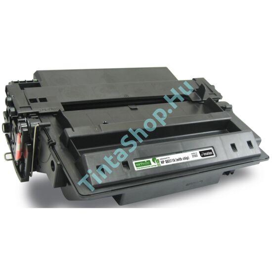 HP Q6511A (No.11A) BK fekete (BK-Black) kompatibilis (utángyártott) toner