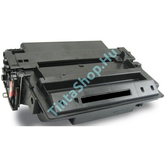 HP Q6511X (No.11X) BK fekete (BK-Black) nagy kapacitású kompatibilis (utángyártott) toner