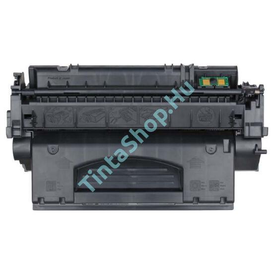 HP Q7553A (No.53A) fekete (BK-Black) kompatibilis (utángyártott) toner