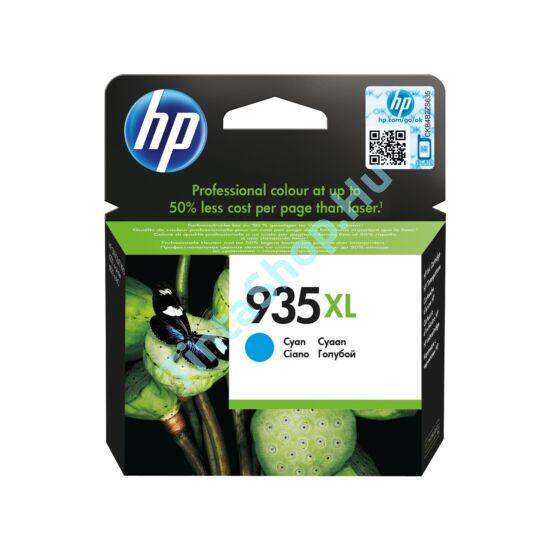 HP C2P24AE (No.935 XL) CY-Cyan cián-kék nagy kapacitású eredeti (gyári, új) tintapatron