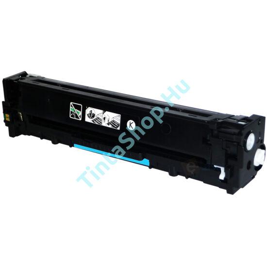 HP CB540A BK (No.125A) fekete (BK-Black) kompatibilis (utángyártott) toner