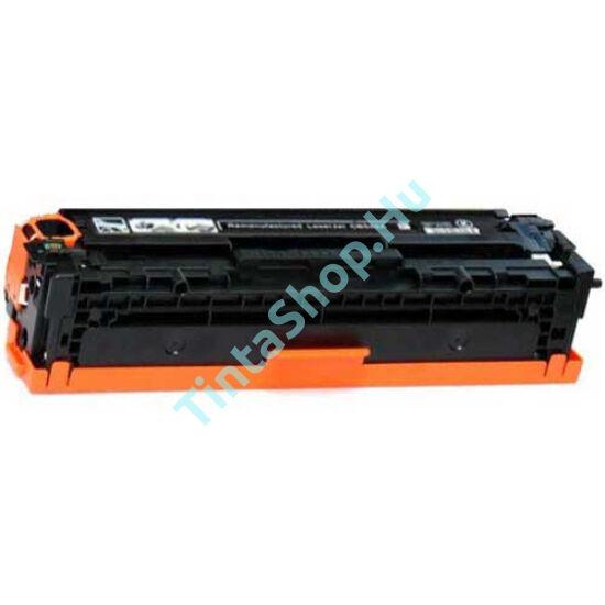 HP CE320A BK fekete (BK-Black) kompatibilis (utángyártott) toner