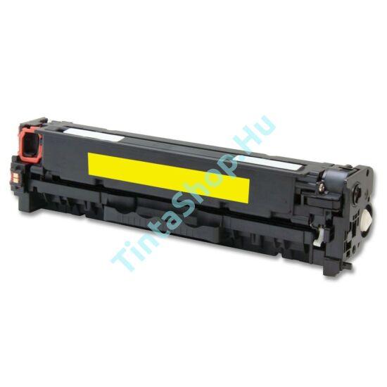 HP CE412A (No.305A) YL sárga (YL-Yellow) kompatibilis (utángyártott) toner