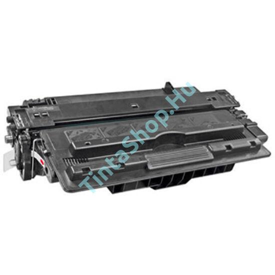 HP CF214X (No.14X) BK fekete (BK-Black) nagy kapacitású kompatibilis (utángyártott) toner