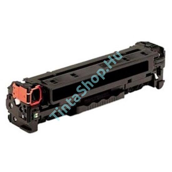 HP CF380A (No.312A) BK fekete (BK-Black) kompatibilis (utángyártott) toner