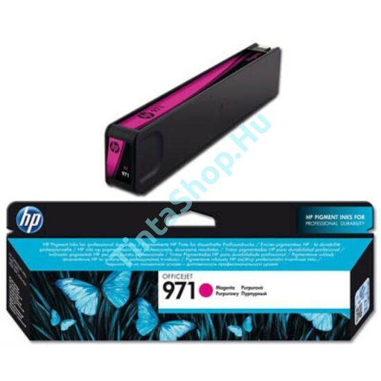 HP CN623AE (No.971) MG bíbor (piros) (MG-Magenta) eredeti (gyári, új) tintapatron