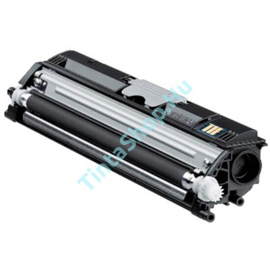Minolta MC 1600 BK fekete (BK-Black) kompatibilis (utángyártott) toner