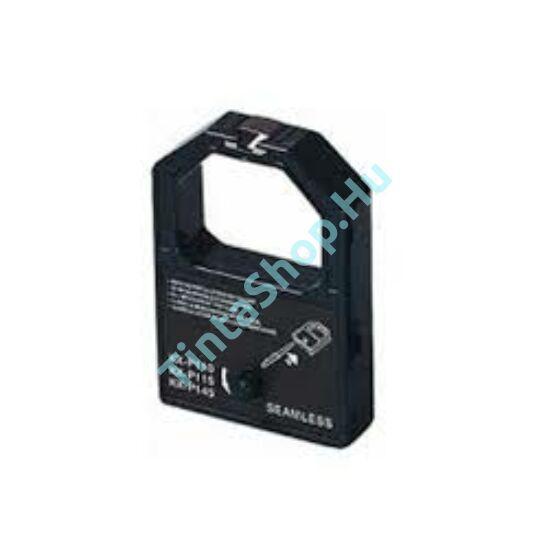 Panasonic KX-P 115 / KX-P 1080 / KX-P 1090 BK fekete (BK-Black) kompatibilis (utángyártott) nyomtatókazetta