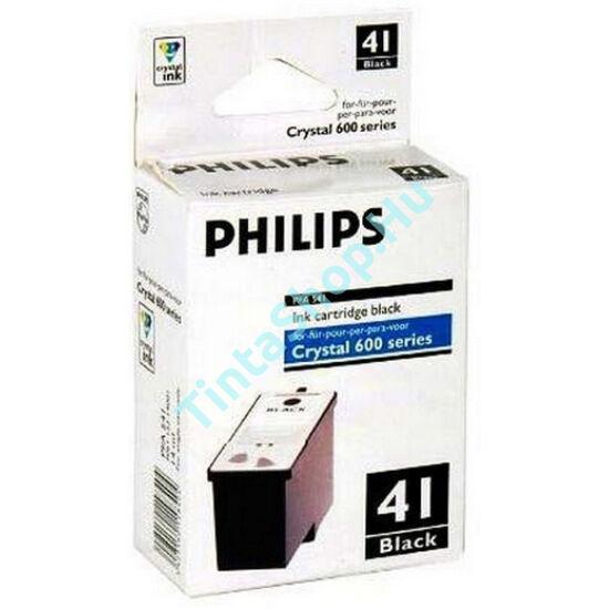 Philips PFA-541 BK fekete (BK-Black) eredeti (gyári, új) tintapatron