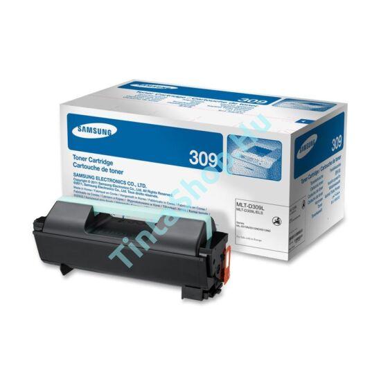 Samsung ML-5510 / ML-6510 (MLT-D309L/ BK fekete (BK-Black) nagy kapacitású eredeti (gyári, új) toner