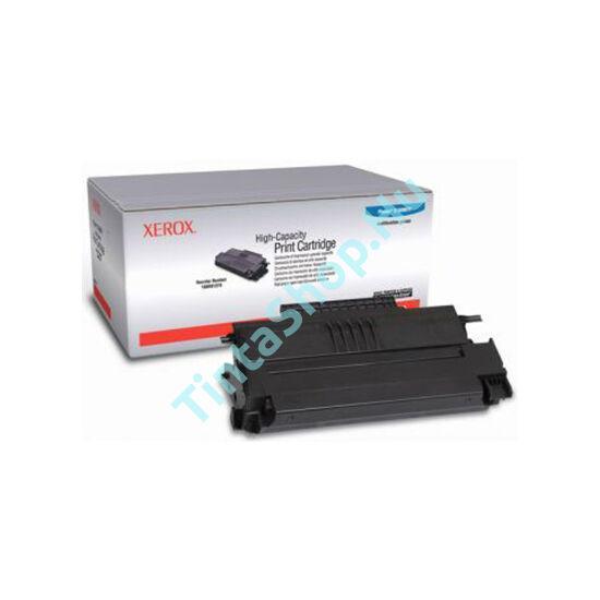 Xerox Phaser 3140 / 3155 /3160 (108R00909) BK fekete (BK-Black) nagy kapacitású eredeti (gyári, új) toner
